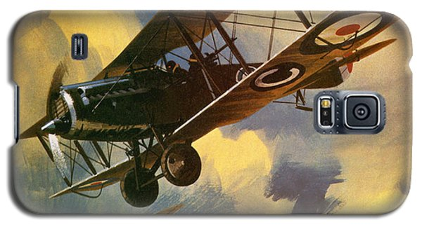 Airplane Galaxy S5 Case - The Royal Flying Corps by Wilf Hardy
