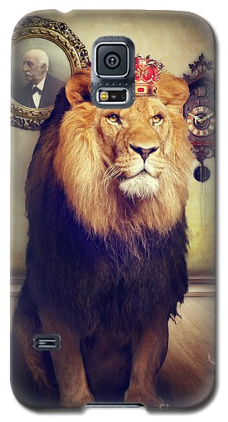 The Royal Lion Galaxy S5 Case