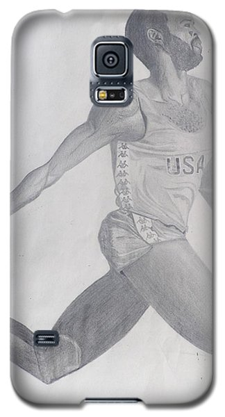 The Runner Galaxy S5 Case by Wil Golden