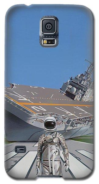 The Runway Galaxy S5 Case by Scott Listfield