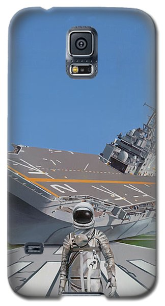 Galaxy S5 Case - The Runway by Scott Listfield