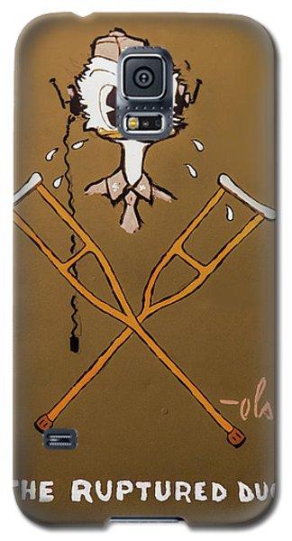 The Ruptured Duck Galaxy S5 Case