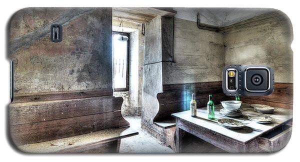 The Rural Kitchen - La Cucina Rustica  Galaxy S5 Case