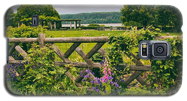 The Rustic Fence Galaxy S5 Case by Jessica Jenney