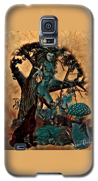 The Sacred Waters Galaxy S5 Case