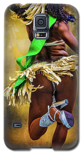Galaxy S5 Case featuring the photograph The Samba Dancer by Chris Lord