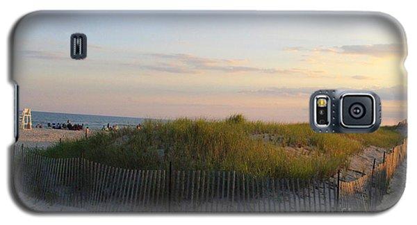 The Sand Dunes Of Long Island Galaxy S5 Case by Dora Sofia Caputo Photographic Art and Design