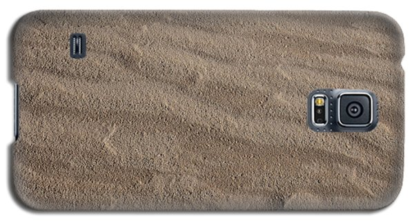 Galaxy S5 Case featuring the photograph The Sand In Northern Michigan  by John McGraw