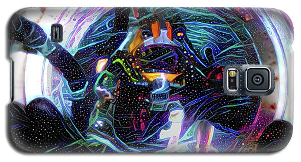 The Sat Diver Galaxy S5 Case