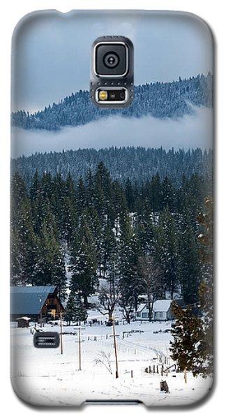 The Satica Ranch Galaxy S5 Case