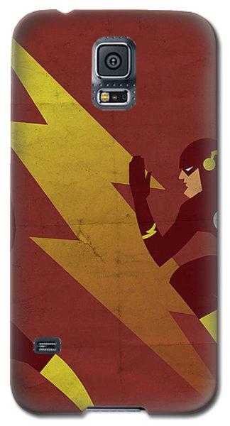 The Scarlet Speedster Galaxy S5 Case