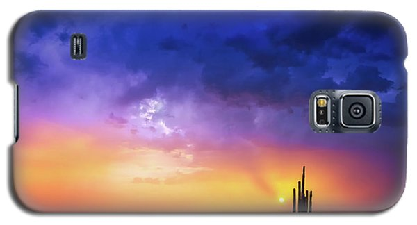 The Scent Of Rain Galaxy S5 Case