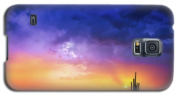 The Scent Of Rain Galaxy S5 Case