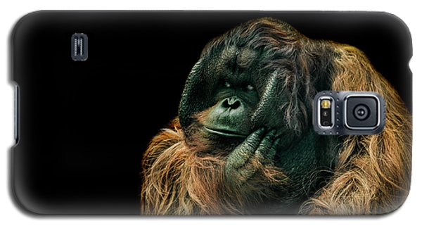 The Sceptic Galaxy S5 Case by Paul Neville