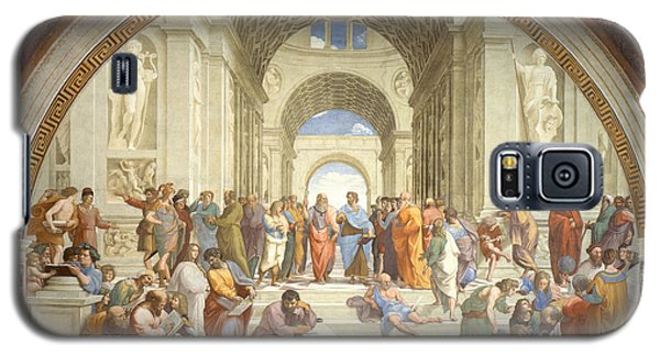 The School Of Athens, Raphael Galaxy S5 Case