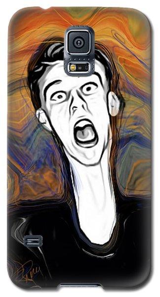 The Scream Galaxy S5 Case