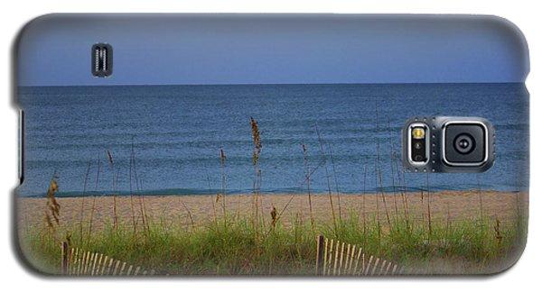 The Sea Shore Line Galaxy S5 Case