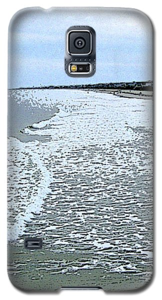 Galaxy S5 Case featuring the photograph The Seacoast by Skyler Tipton