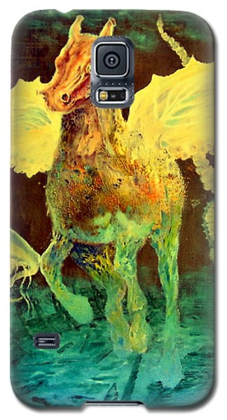 The Seahorse Galaxy S5 Case