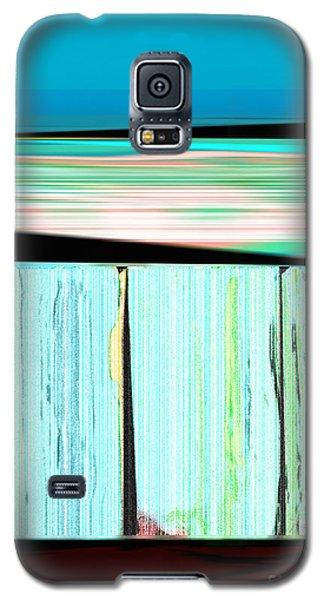 The Seawalls No. 1 Sunrise Galaxy S5 Case