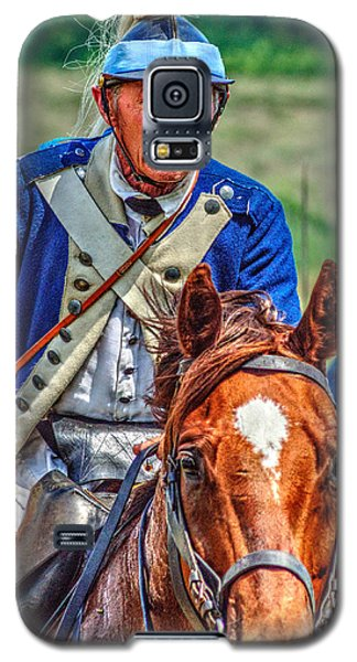 The Second Regiment Light Dragoons 004 Galaxy S5 Case