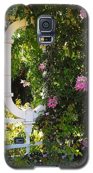 The Secret Garden Galaxy S5 Case by Jayne Wilson