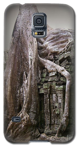 The Secrets Of Angkor Galaxy S5 Case
