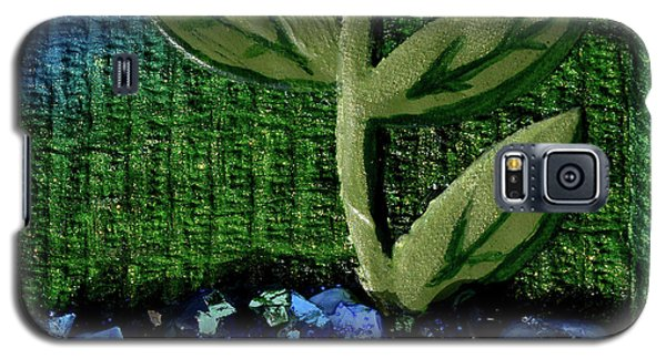 The Seedling Galaxy S5 Case by Donna Blackhall
