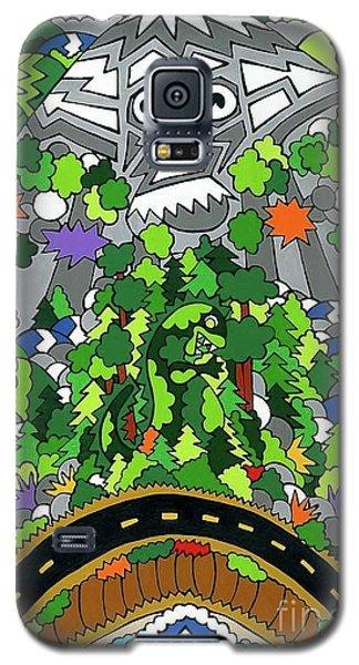 The Sentinel Galaxy S5 Case