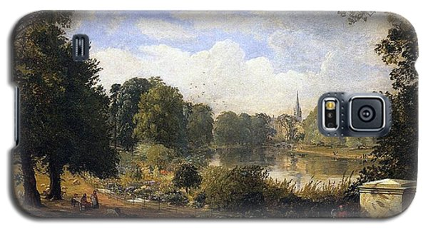 The Serpentine Galaxy S5 Case by Jasper Francis Cropsey