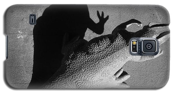 The Shadow Is Mightier Img 2095 Galaxy S5 Case