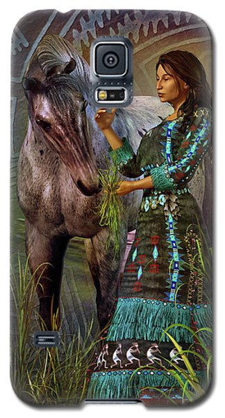 The Horse Whisperer Galaxy S5 Case