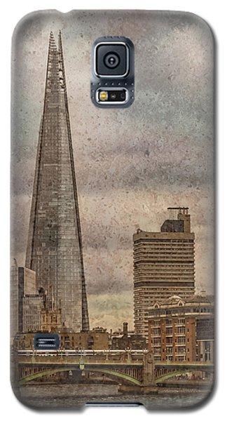 London, England - The Shard Galaxy S5 Case