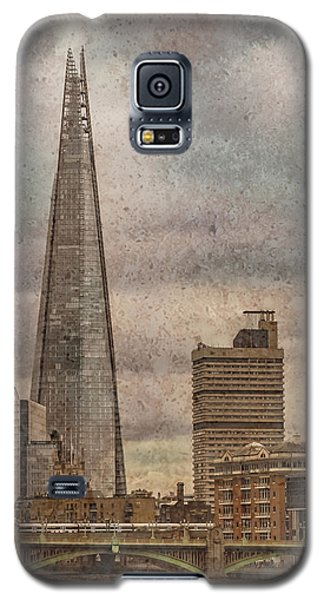 London, England - The Shard Galaxy S5 Case