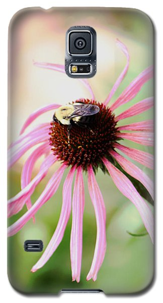 Galaxy S5 Case featuring the photograph The Sharing Game by Deborah  Crew-Johnson