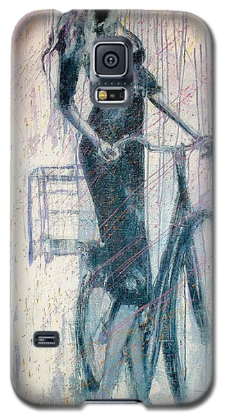 The She Wolf Galaxy S5 Case