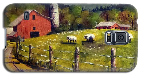 The Sheep Farm Galaxy S5 Case