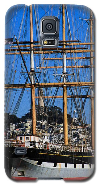 The Ship Balclutha Galaxy S5 Case