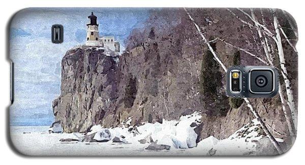The Shoreline Lighthouse Galaxy S5 Case