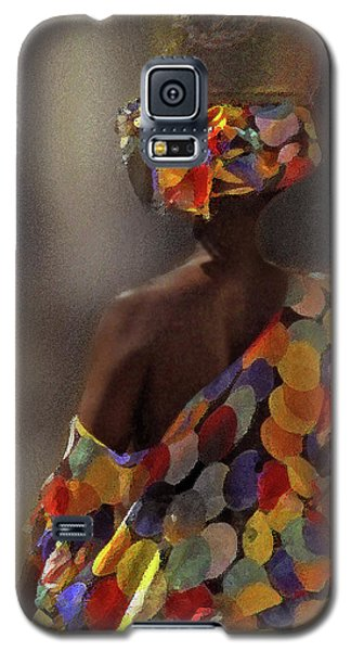 The Shoulder Of Africa Galaxy S5 Case
