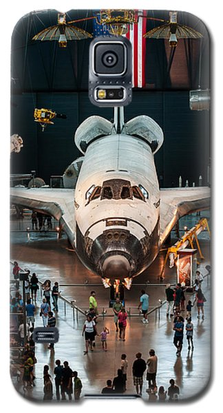 The Shuttle Galaxy S5 Case by Jim Moore