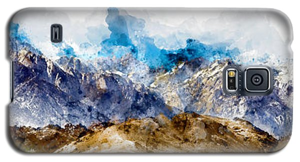 The Sierras Galaxy S5 Case