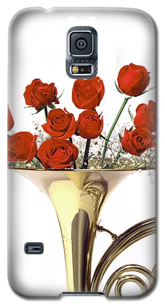 The Sight Of Music Galaxy S5 Case