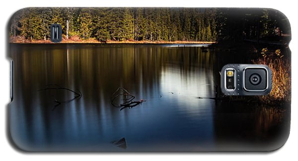 The Silence Of The Lake Galaxy S5 Case