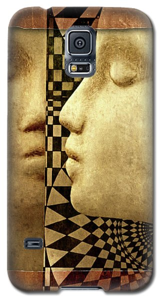 Galaxy S5 Case featuring the photograph The Silent Window by Jeff  Gettis