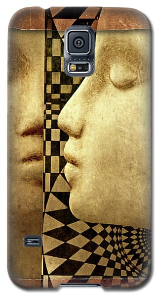 The Silent Window Galaxy S5 Case by Jeff  Gettis