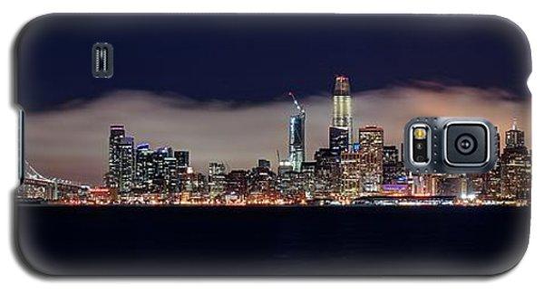 The Silken Fog Galaxy S5 Case