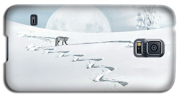 The Silver Fox Galaxy S5 Case