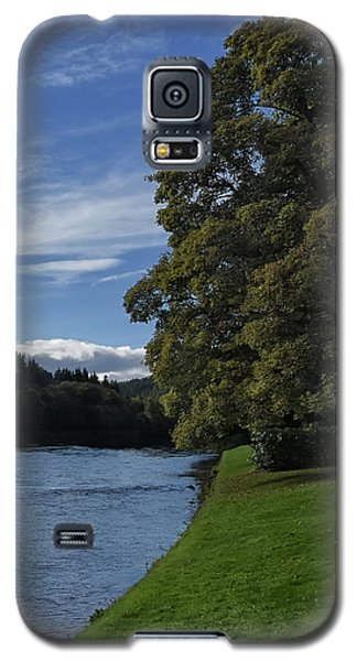 The Silvery Tay By Dunkeld Galaxy S5 Case