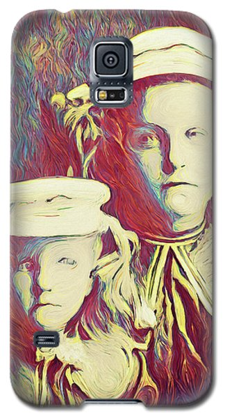 The Sisters Savage Galaxy S5 Case